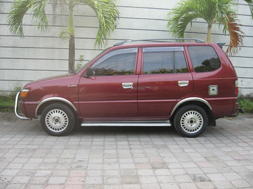 Kijang Kapsul Sx Up Th 98 Asli Bali Full Variasi Dijual 76 Jt Nego  U2013 Pusat Mobil Online