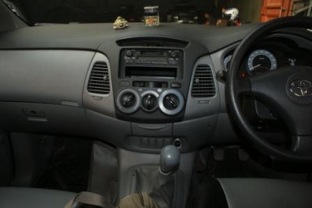 Dijual Mobil Toyota Kijang Innova 2.0 E MT Bensin(Non Facelift)2008