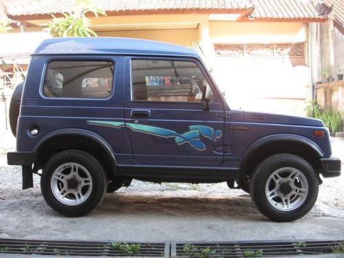 Suzuki Jimny Katana Gx Th 2004 Asli Bali Dijual 72 Jt Nego ...