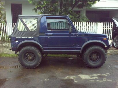 Jual Mobil Jimny 4wd - QXZC