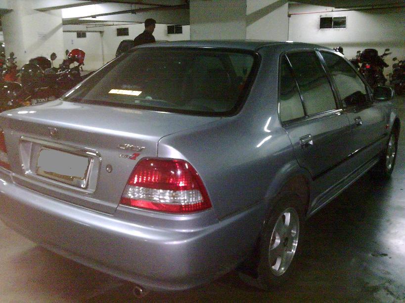 Jual Mobil Honda City type Z th 2001