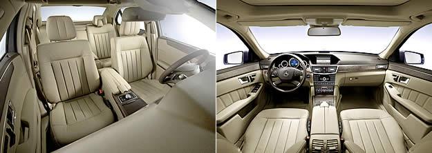 Mercedes Benz E-Class 3