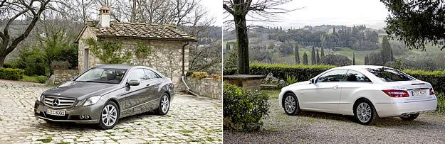 Mercedes Benz E-Class 4