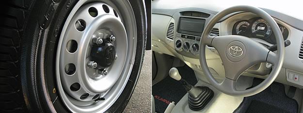 Toyota Kijang Innova J Grade, Innova Standar Kini Jauh Lebih
