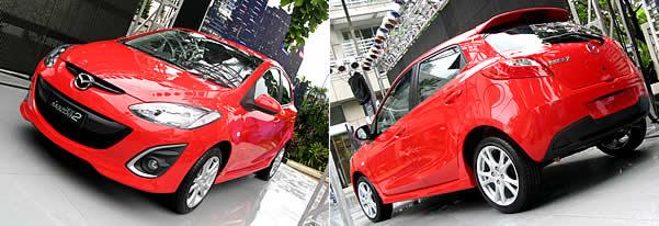 The New Mazda2