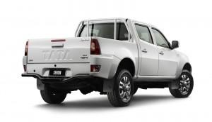 Tata Xenon Pick up rear