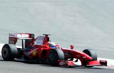 Tim F1 Ferrari