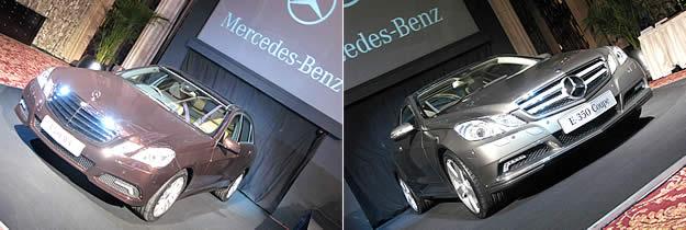 Mercedes Benz E-Class 6
