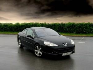 New Peugeot 407
