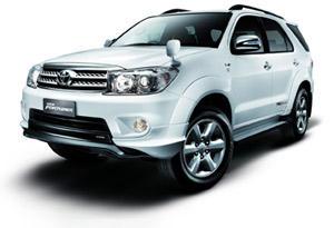 Toyota Firtuner 2.5 G