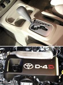 Toyota Fortuner Diesel 2