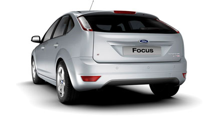 Ford Focus 2.0 AT 3
