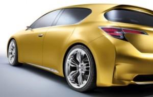 Lexus Lf-Ch 2
