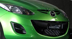 The New Mazda2 - 1