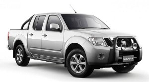 Nissan Navara ST-X Blackline