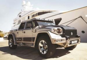 Mobil Lapis Baja