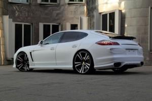 New Porsche Panamera S - 1