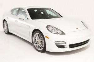 New Porsche Panamera S