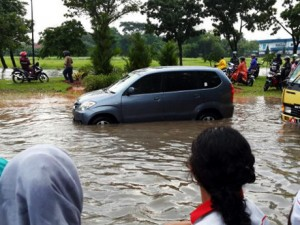 klaim banjir