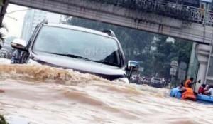 Jeli Cermati Mobil Yang Pernah Terendam Banjir